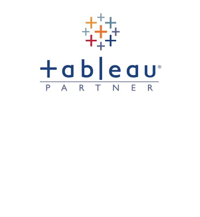 Image of Tableau logo.
