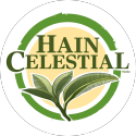 Image of Hain Celestial logo.